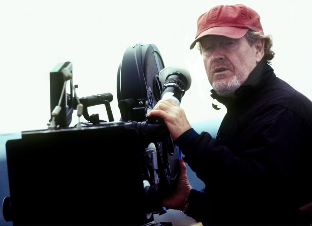 Entre la creación y la artesanía: Ridley Scott y Alien: Covenant.