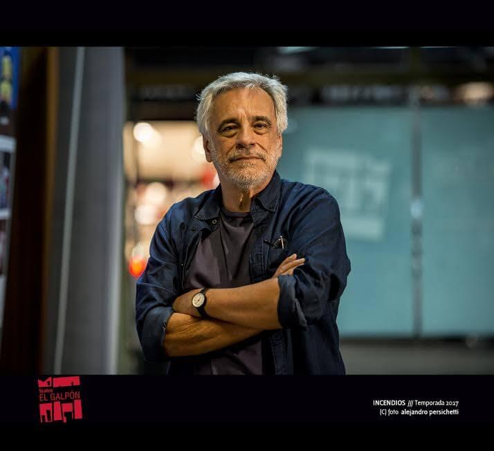 """Aderbal Freire Filho: """"Mi oficio es despertar la imaginación del espectador"""""""