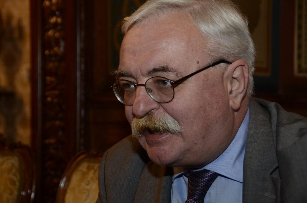 """Alexey Labetskiy, embajador de Rusia en Uruguay:  """"No predicamos la injerencia"""""""