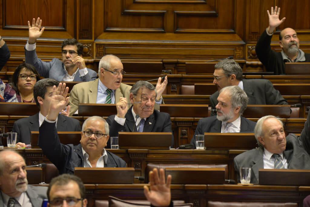 Prácticas parlamentarias