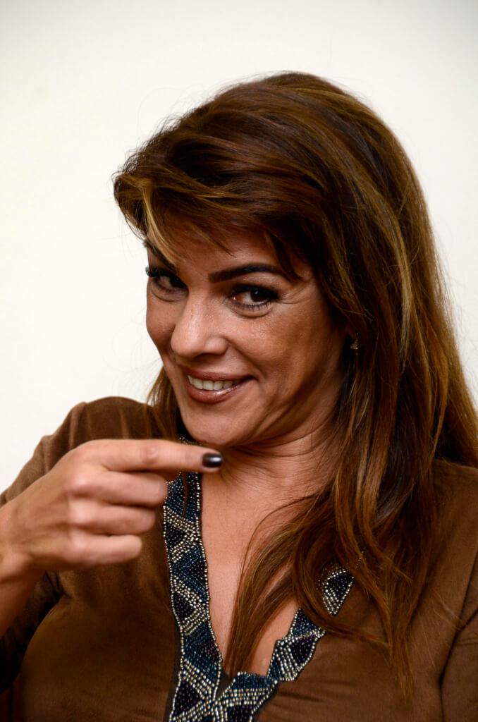 "Victoria Rodríguez, comunicadora: Me moriré con el epitafio de ""facha""."
