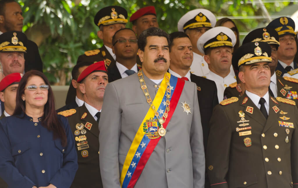 Venezuela como dilema
