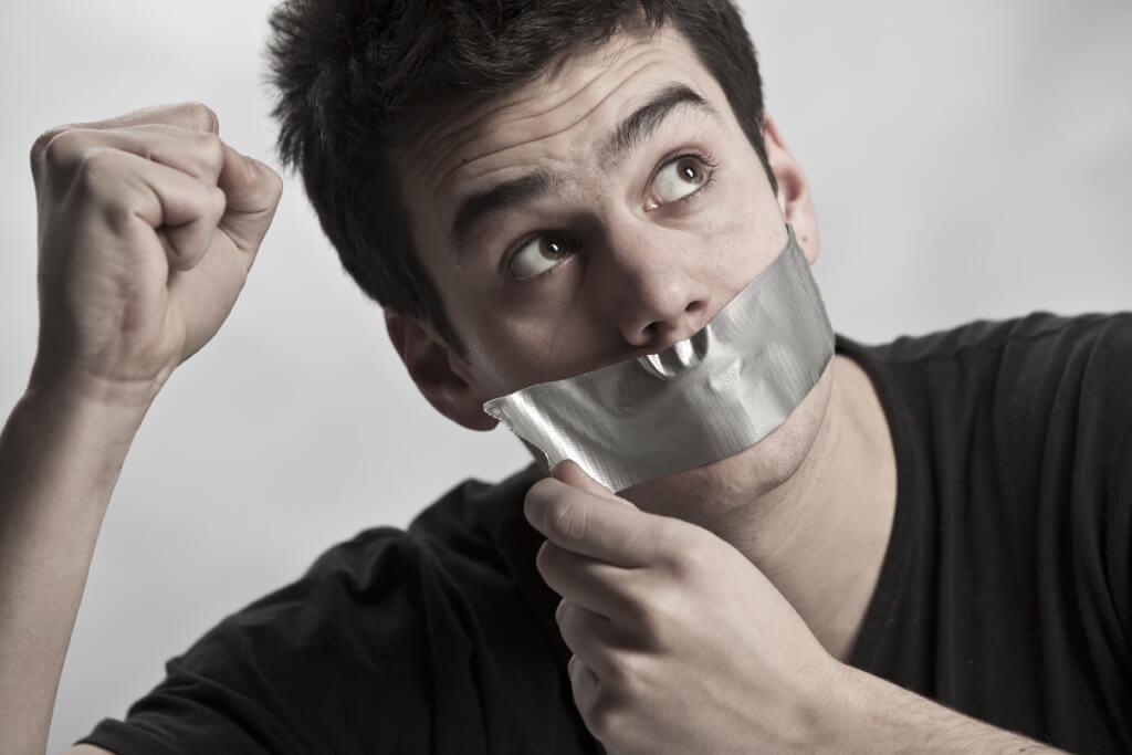 ¿Libertad de expresión total e irrestricta?
