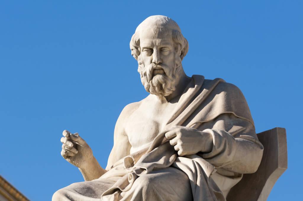Ay, Platón por Hoenir Sarthou